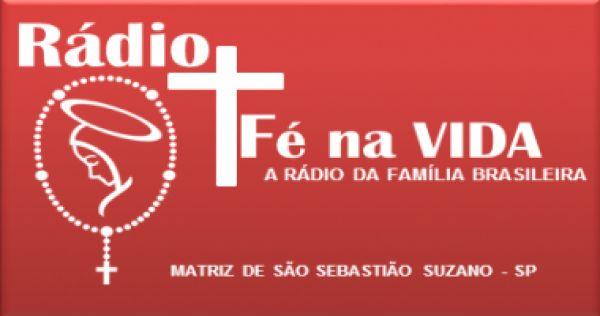 RADIO FÉ NA VIDA -  A RADIO DA FAMILIA BRASILEIRA