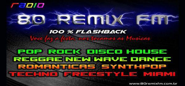 80 Remix FM